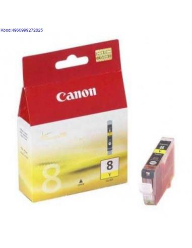 Tindikassett Canon CLI-8 Yellow...
