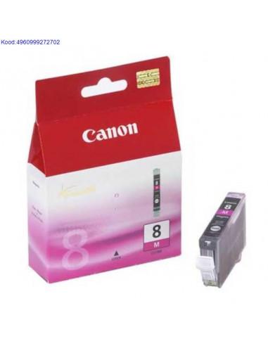 Inkjet Cartridge Canon CLI-8 Magneta...