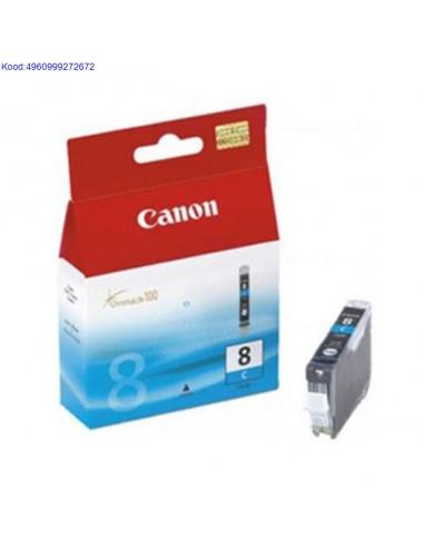 Tindikassett Canon CLI-8 Cyan...