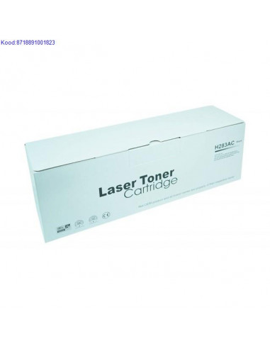 Toonerikassett Laser Toner Cartridge H283AC Analoog 506