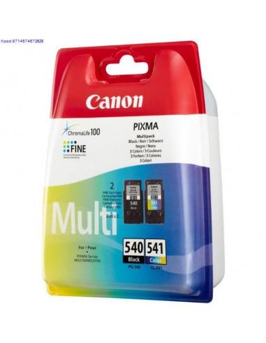Tindikassettide kpl. Canon PG-540 ja...