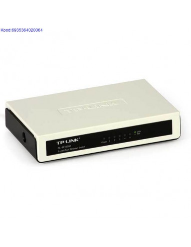 Switch TP-Link TL-SF1005D 5-porti...