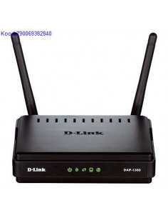 WiFi router D-Link...