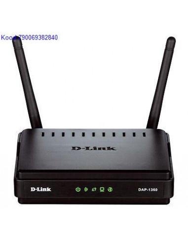 WiFi роутер D-Link DAP-1360/B/D1