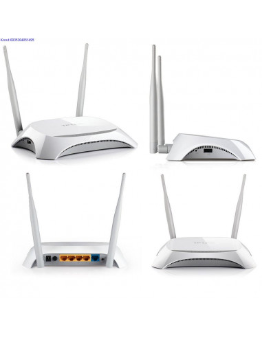 3G WiFi router TP-Link TL-MR3420