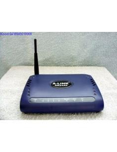 ADSL 2/2 + Modem WLAN AP...