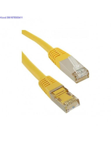 UTP patch kaabel CAT6 0,5m Qoltec...