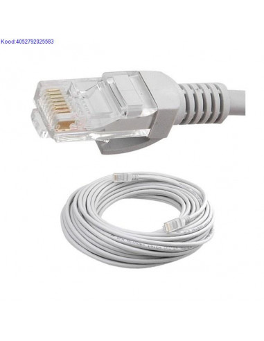 UTP patch cable 10m LogiLink CP1092U...