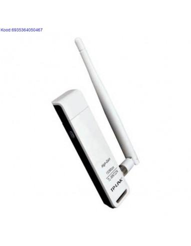 WiFi USB adapter antenniga TPLink TLWN722N 150Mbps 569