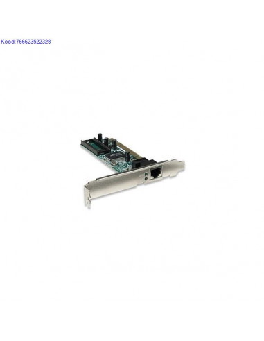 Сетевая карта PCI Intellinet...