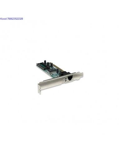 PCI vrgukaart Intellinet 101001000 Gigabit 574