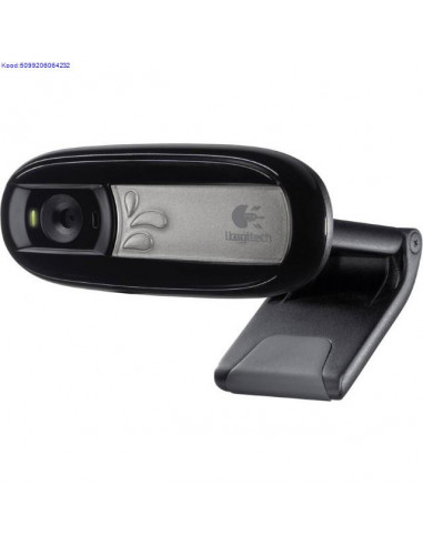 Webcam Logitech C170 with Microphone