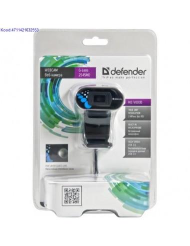 Webcam Defender G-Lens 2545HD with...