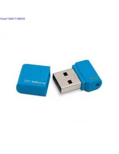 Mälupulk 16GB USB2.0 Kingston...