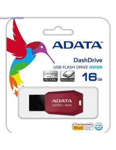Флешка 16GB USB2.0 A-Data...