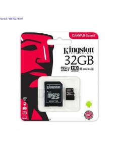 Memory Card Micro SDHC 32GB...