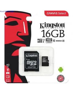 Memory Card Micro SDHC 16GB...