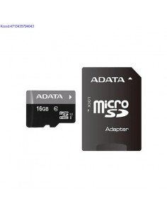 Карта памяти Micro SDHC...