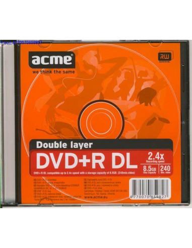DVD+R blank 16x 4,7GB Verbatim Azo...