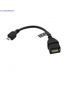 Micro USB B Male to USB A...