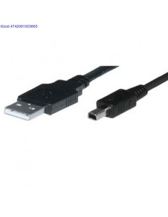 Mini USB cable 1,8m Epson,...