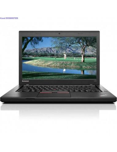 LENOVO ThinkPad L450 SSD kõvakettaga...