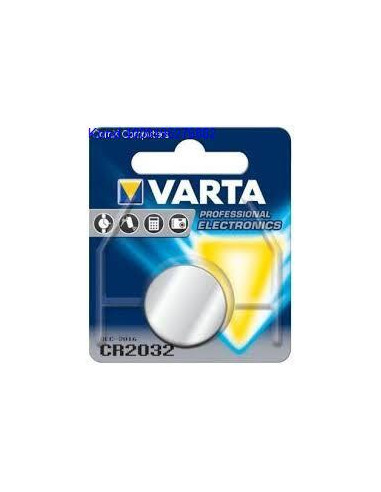 Patarei Varta CR2032 3V tablett Lithium 679