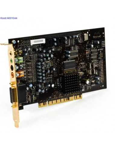 Helikaart Creative Labs Sound Blaster SB0670 XFi PCI 687