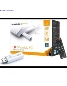ТВ-карта USB2.0 AVerMedia...