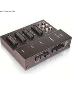 Manual Scart Switcher Philips 3Way 699
