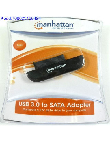 "SATA kõvaketta 2,5"" adapter USB3.0..."