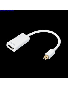 Mini DisplayPort to HDMI Converter LogiLink CV0036A 708