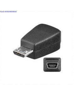 USB adapter Micro B-M/Mini B-F