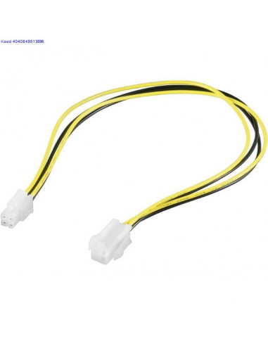 ATX 12V 4-pin power cable extension...