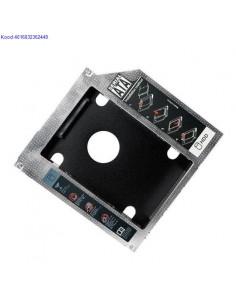 25 SATA kvaketta rakis slearvuti Rommi pessa Digitus 127mm 729