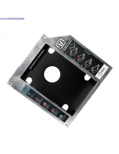 """2,5"""" SATA kõvaketta rakis sülearvuti..."""