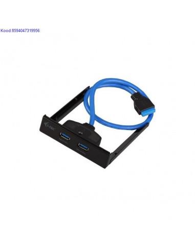 USB30 esipaneel iTec 35 pessa 2porti 776
