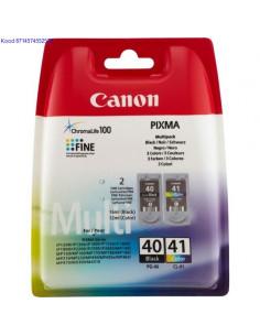 Tindikassettide kpl Canon PG40 ja CL41 Originaal 802