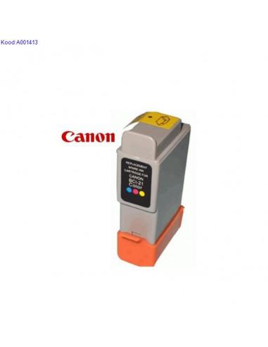 Tindikassett Inkjet Cartridge Canon BCI2124 vrviline 165ml Analoog 821