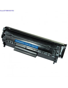 Toner Cartridge HP Q2612A...
