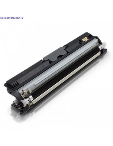 Toonerikassett Laser Toner Cartridge KM1600K Analoog 825
