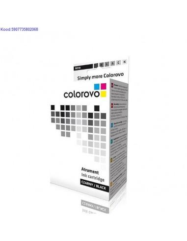 Tindikassett Colorovo 338-BK Black...