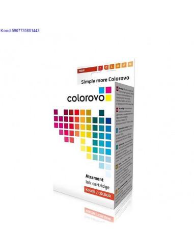 Tindikassett Colorovo Epson T0712C Cyan 12ml Analoog 830