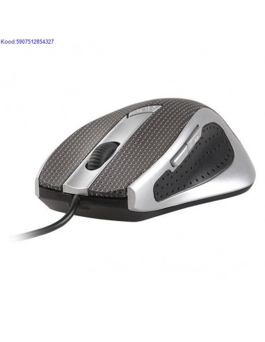 Optical Mouse Tracer Cobra USB gray